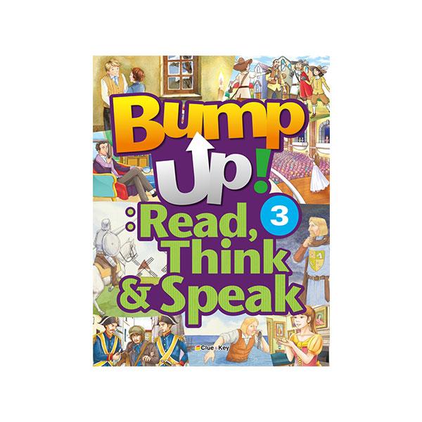 Bump Up Read Think & Speak 3