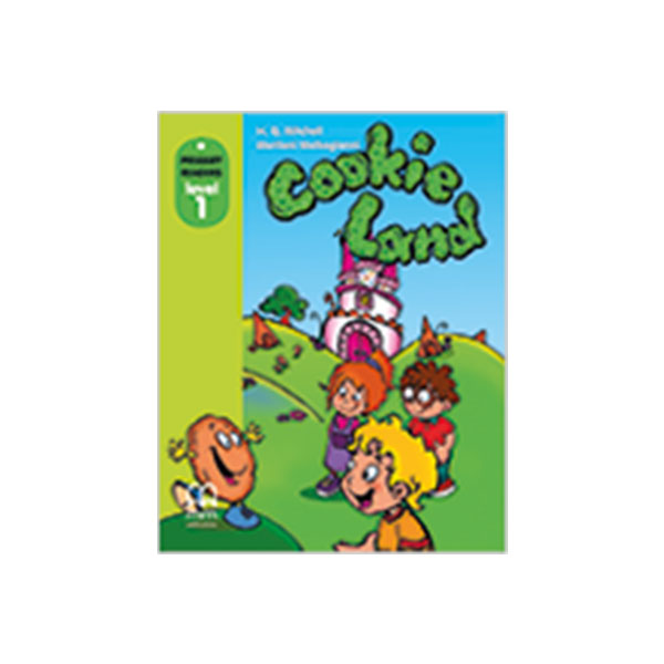 Cookie Land W CD