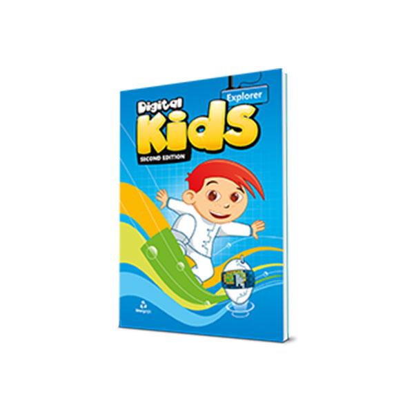 DIGITAL KIDS 2  EXPLORER SPANISH