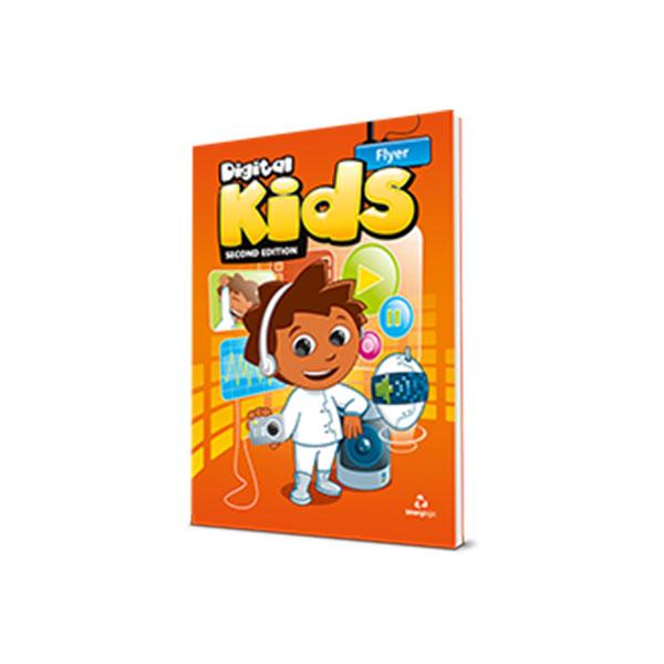 DIGITAL KIDS 4  FLYER SPANISH