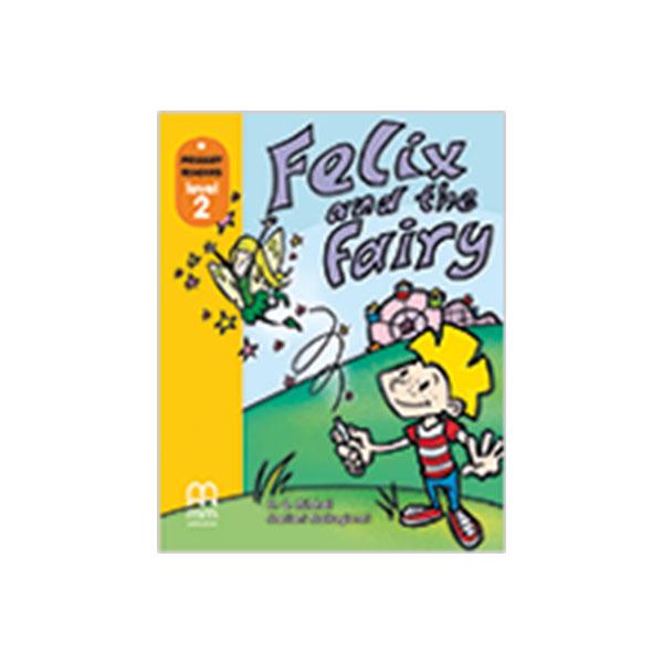 Felix And The Fairy SB W CD