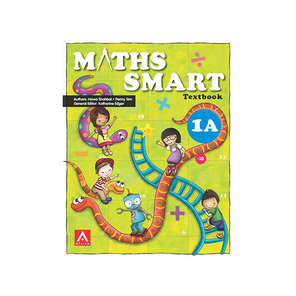 Maths SMART Student Book 1A