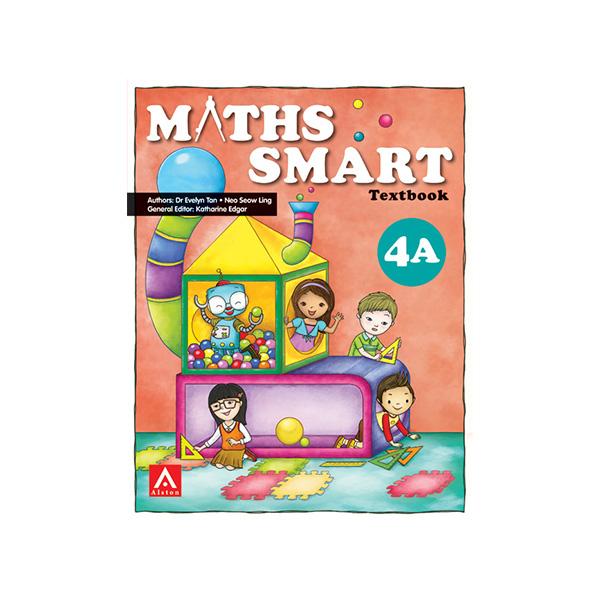 Maths SMART Student Book 4A