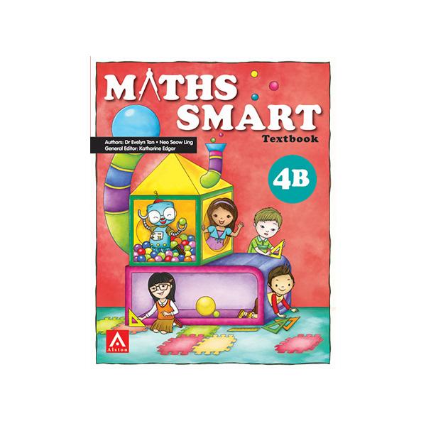 Maths SMART Student Book 4B