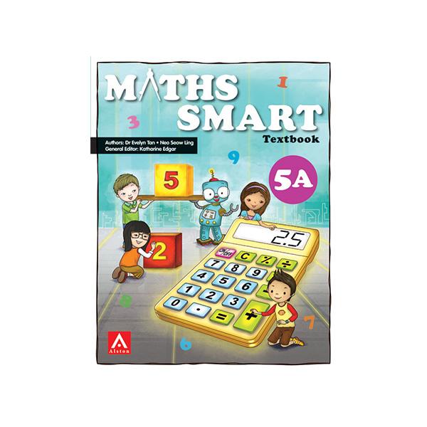 Maths SMART Student Book 5A