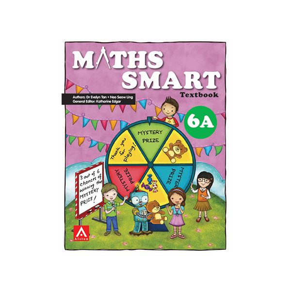 Maths SMART Student Book 6A