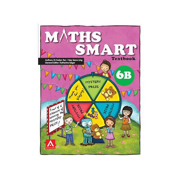 Maths SMART Student Book 6B