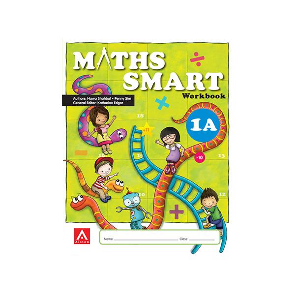 Maths SMART Workbook 1A