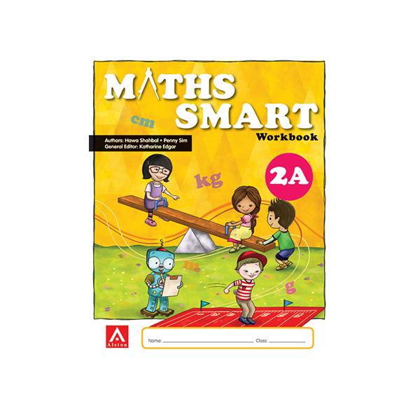 Maths SMART Workbook 2A