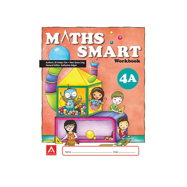 Maths SMART Workbook 4A