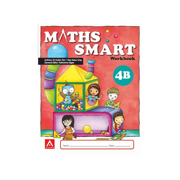 Maths SMART Workbook 4B