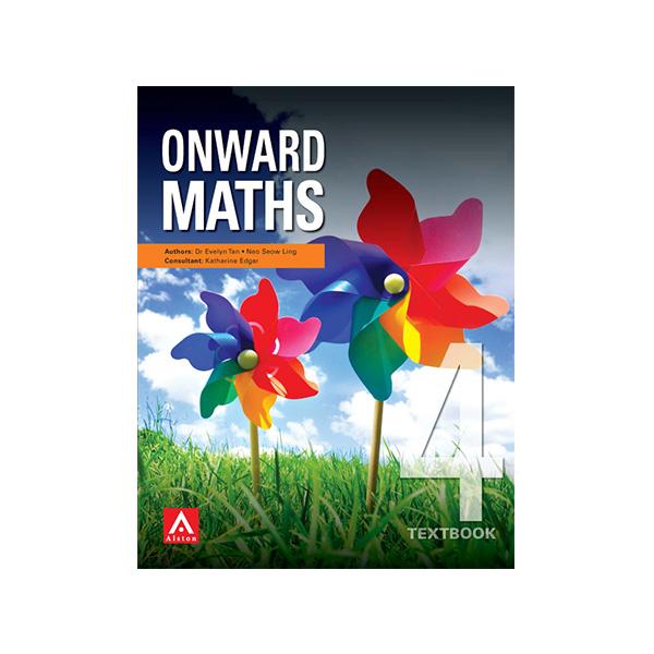 Onward Maths Student Book 4